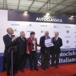 19 Marzo 2016 – Milano Autoclassica – Premiazione ASAS BN