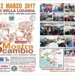 """11 e 12 Marzo 2017 – XI Mostra Scambio """"Vallo della Lucania"""""""