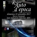 24 Settembre 2017 – Raduno Città di San Salvatore Telesino