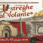 """9 e 10 Giugno 2018 – 8° edizione """" Le Streghe al Volante """" Benevento ."""